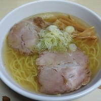 Weekdayの麺処巡り がんこ西早稲田 で 塩