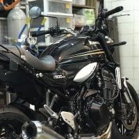 USED Kawasaki Z900RS 2017 入荷!なんと、1.500km!