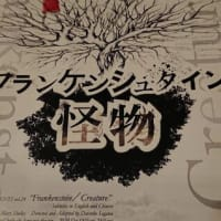 舞台『フランケンシュタイン/怪物』観賞