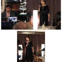 11月24日(日)の午後は、柴崎陽子(vo)さんのライブでした!