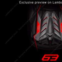 【ランボルギーニ】新型限定モデル「63 Edition」謎のティザーイメージが公開!