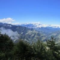 【標高三千メートル超え地点】からの ' ご来光 ' 。