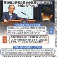 菅義偉、開催基準示さぬまま五輪に突入した責任に言及せず 本紙の質問はぐらかし続ける2021年7月30日 23時39分:東京新聞