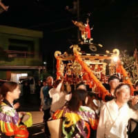 昨日は春日神社の祭りでした(蒲刈町向)