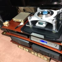 WilsonAudio SYSTEM6インシュレーター比較動画♪