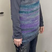 編み物作品!