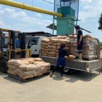 米糠は予約販売のみです。