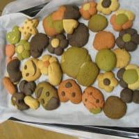 バレンタインクッキー作り💕