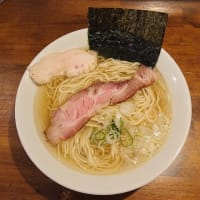 煮干そば平八#再訪43(横須賀中央駅)