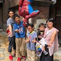 Tちゃんの結婚式&大阪観光
