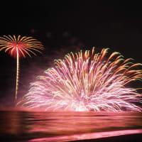 鎌倉の花火