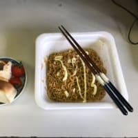 俺時間の昼飯