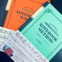 「始めるノートメソッド」スモール出版~西寺郷太ノートシリーズ第2弾~