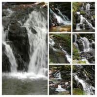 涼を求めて七つ滝