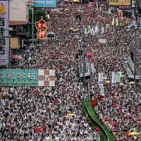 がんばれ香港