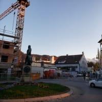 ドイツ旅行 三日目:フュッセン駅周辺
