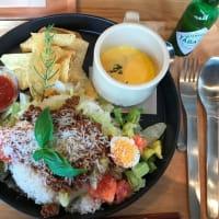伊勢市「ORANGER CAFE WOOD」のランチ食べてきました~(^^)