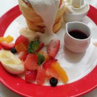 【食べ放題じゃない】豊洲でパンケーキ!