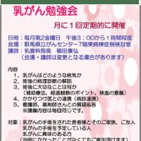 乳がん勉強会行ってきました。   <医療用ウィッグ・医療用かつら 群馬県太田市ヘアクオーレ*antique*>