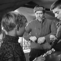 映画 僕の村は戦場だった(1962) ソ連発の反戦映画です
