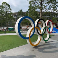 東京2020オリンピック・パラリンピックモニュメント