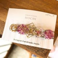 MOCHIさんの春🌸色アクセサリー入荷✨✨