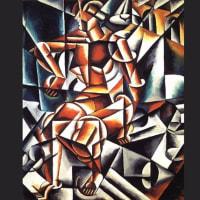 ロシア・アヴァンギャルドの画家リュボーフィ・ポポーワが死去した。