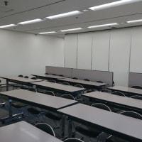 第3研修室(定員99名)壁紙綺麗になりました
