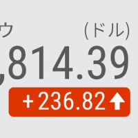 15日 NYダウ平均 反発236ドル高 米景気の底堅さを意識