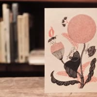 杉本さなえさんのポストカード、増刷分が完成しました。
