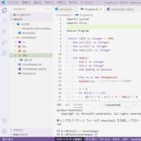 Visual Studio 2019のプロジェクトとVisual Studio Codeでのホルダーの関係