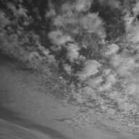 うろこ雲、ひつじ雲、いわし雲・・・