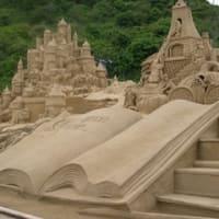 砂像フェス
