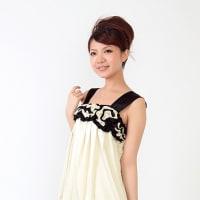 【結婚式 服装】結婚式二次会の服装ならコレで決まり★今期大ヒットデザインのバルーンドレス!