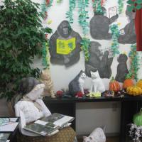 西川図書館、巻図書館ディスプレイ5周年記念展覧会スタート!