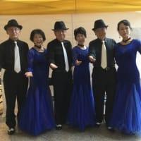 シニアデモクラス横浜ダンスパラダイスに出演
