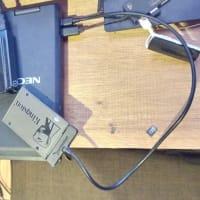 今日は、SSDのお引越し!(^O^)v