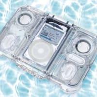 お風呂用 iPodスピーカー