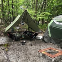 キャンプ3日目