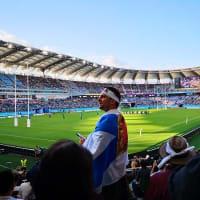 旅行記 第30回 『ラグビーW杯観戦ツアー in 静岡』 (その2)