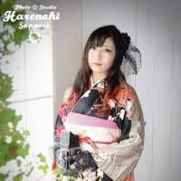 9/16 成人式前撮り ハードカバー写真集+全データ ¥30000 札幌写真館ハレノヒ