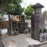 長洲町四王子神社・六地蔵・明徳碑