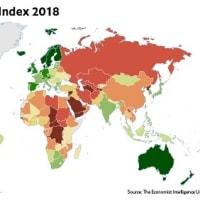 ロシアにおける非民主的メディア統制と抵抗 世界では「民主主義の後退」が進行