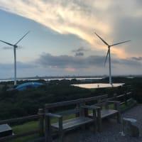 竜洋富士からの眺め。~涼しい風に吹かれて~