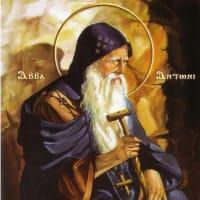 聖アントニオ修道院長   St. Antonius Abbas