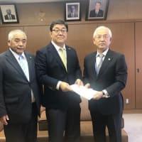 ◆市民のくらしの願いを詰め込んだ「予算要望書」を市長に提出~日本共産党綾瀬市議団