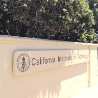 西海岸旅行記2014夏(44):6月17日:カリフォルニア工科大学、残り物のピザを食べる
