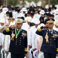 ミャンマー国軍幹部、弾圧の夜にパーティー映像が拡散