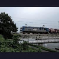 2014年9月・城東貨物線・神崎川橋梁
