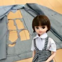 足立つくし幼稚園の制服